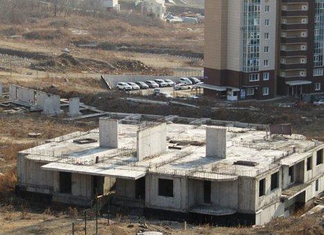 У Дом.РФ течет приморская крыша