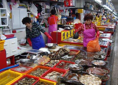 Южная Корея открывает новые стороны туристам Приморья