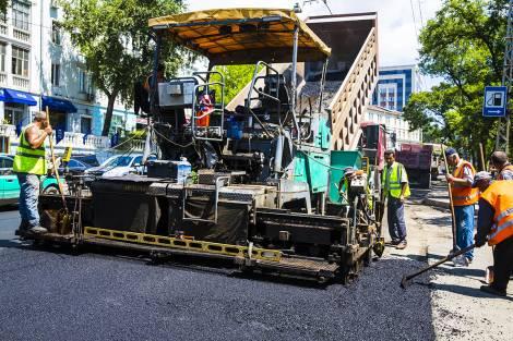 Дороги Владивостока дождались капитального ремонта