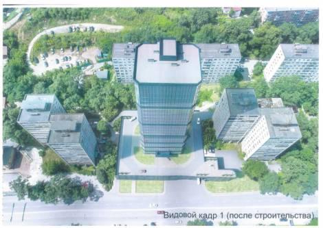Владивосток борется против строительства высотки компанией