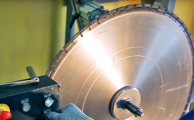 Изготовление алмазных дисков и коронок