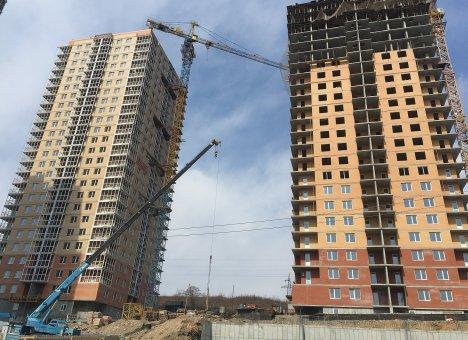 Дарькин построил 25-этажную высотку во Владивостоке