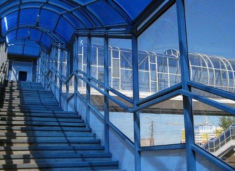 Во Владивостоке построят новый надземный пешеходный переход