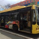 Во Владивостоке восстановлено движение троллейбусов