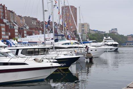 Vladivostok Boat Show открывает яхтенный сезон