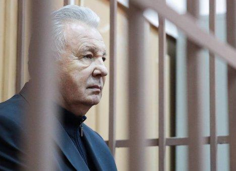 Бывший губернатор Хабаровского края остался под арестом