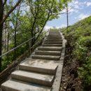 38 новых лестниц появится во Владивостоке в этом году
