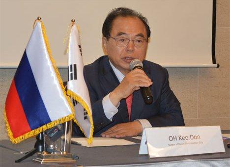 Владивосток ждет 300 тысяч туристов из Южной Кореи