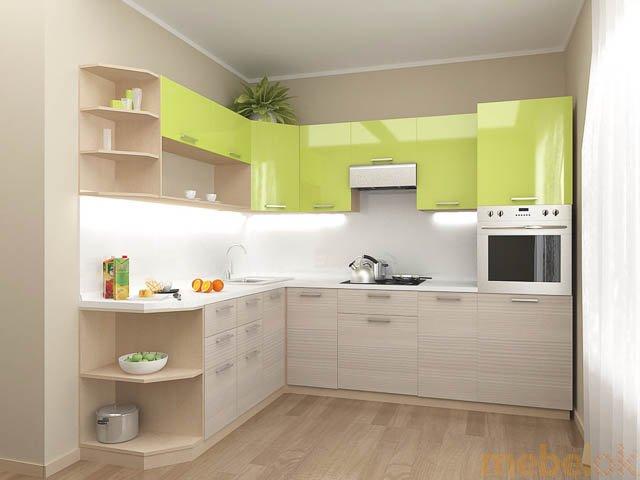 Красивая кухня из качественного материала