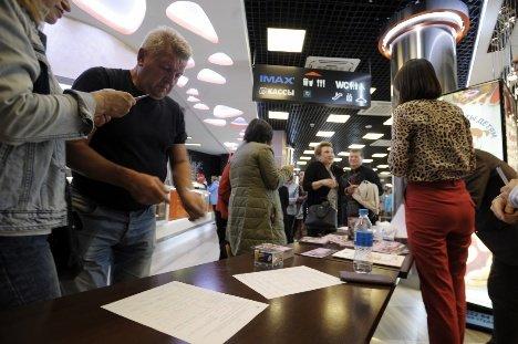 Во Владивостоке идет фестиваль