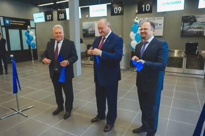 Обновленный пассажирский терминал международного аэропорта Петропавловск-Камчатский принял первых гостей