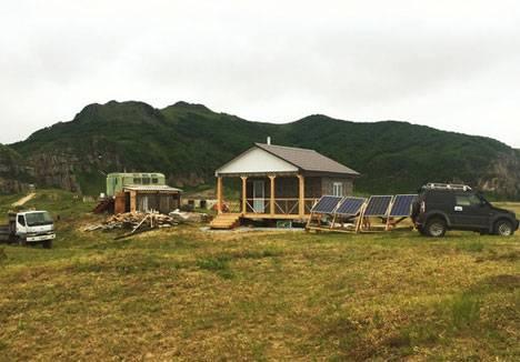 В Приморье у границы с Китаем и Северной Кореей строится новый туристический комплекс