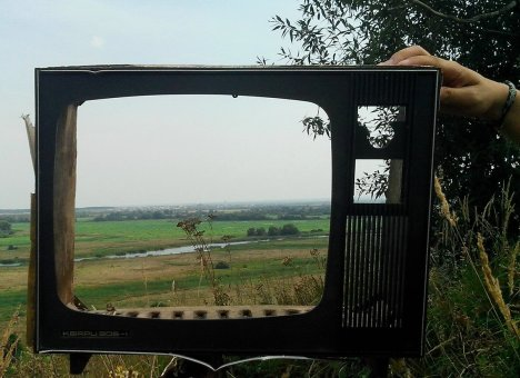 Сотни приморцев удивились, когда их телевизоры перестали показывать