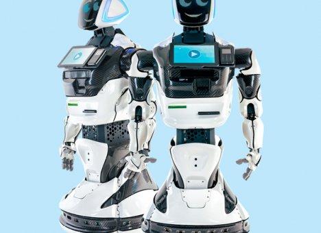 Во Владивостоке будут собирать человекоподобных роботов