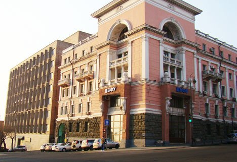 Чиновники готовят захват зданий ДВФУ