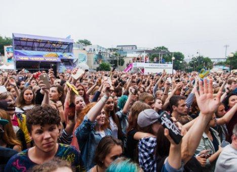 Лагутенко объяснил, почему Владивосток не может провести крупный музыкальный фестиваль