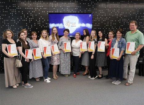Блогер из Приморья вошел в тройку лучших в номинации