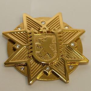 Карельские власти наградили Эдварда Гюллинга орденом «Сампо»