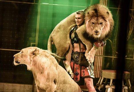 Владивосток встретил Королевский цирк Гии Эрадзе аншлагами