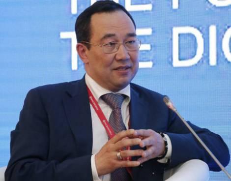 Айсен Николаев возглавил рейтинг глав регионов ДФО