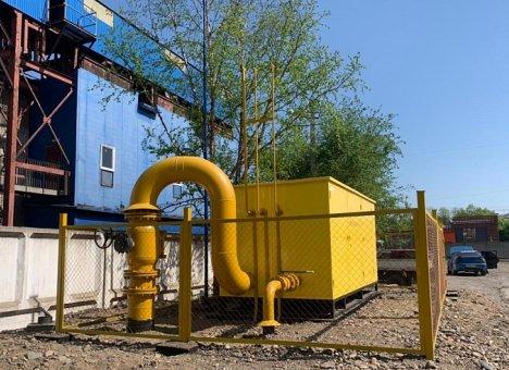 В Приморье еще пять котельных подключены к газоснабжению