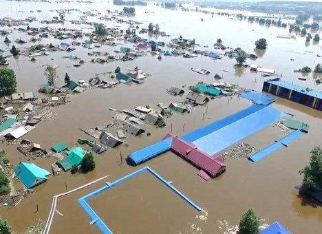 Приморье помогает пострадавшим от паводка в Иркутской области