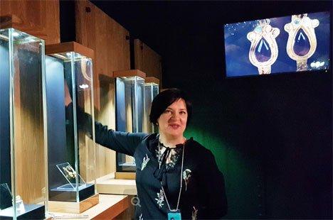 Во Владивостоке выставка
