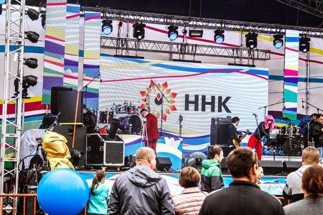 Владивосток отрепетировал юбилей