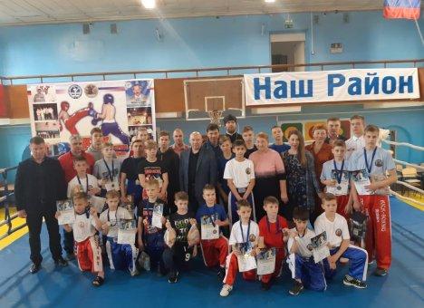 Турнир по кикбоксингу среди юношей прошел во Владивостоке при поддержке АО