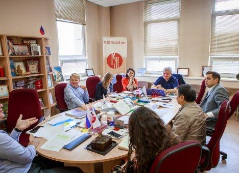 Международную повестку фестиваля ЛиТР будет курировать Координационный совет