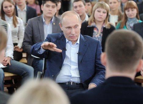 Путин решил судьбу студентов-беглецов
