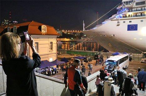 В Приморье количество туристов из этой далекой страны увеличилось на 300%