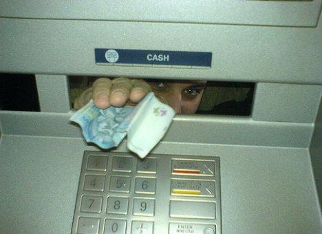 Магазины возьмут на себя функцию банкоматов