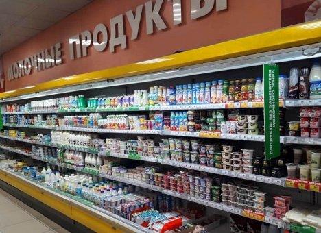 В Приморье местную продукцию в торговых сетях обозначили специальными ценниками
