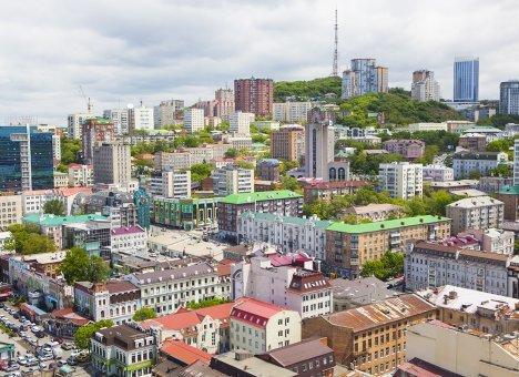 Владивосток уронил аренду комнат