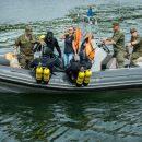 В бухте Новик открыт первый в России дайвинг-клуб для военных моряков и юнармейцев
