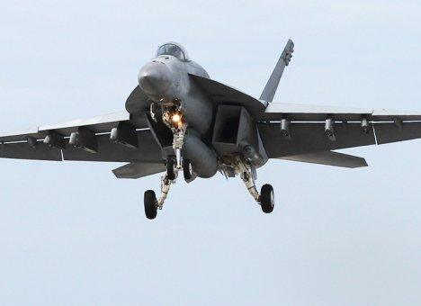 Истребители Южной Кореи вылетали на перехват российского военного самолета
