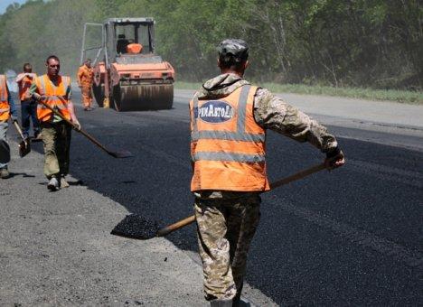 В Приморье в августе начнут ремонт трассы Артем–Находка