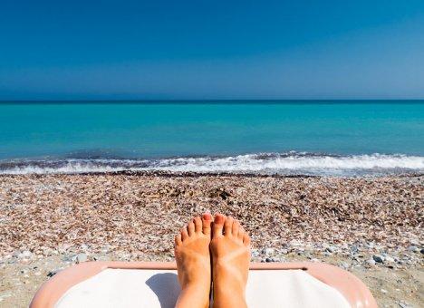 Быстрый мобильный интернет появился на популярных пляжах Приморья