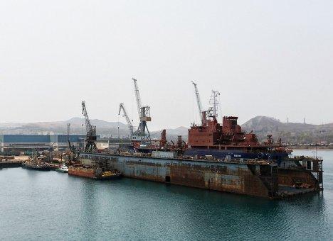 Китайская металлургия оптимально впишется в Хасанский район