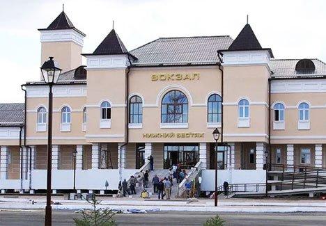 Завершается строительство железнодорожной линии протяженностью около 900 км от Беркакита до Якутска