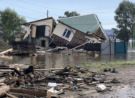 В середине августа в Приморье ожидаются тайфуны