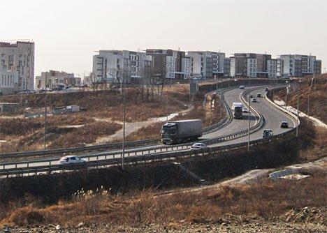Во Владивостоке продается земельный участок, отвергнутый Президентом РФ