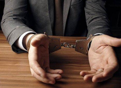 Арестован глава уголовного розыска УМВД Приморья