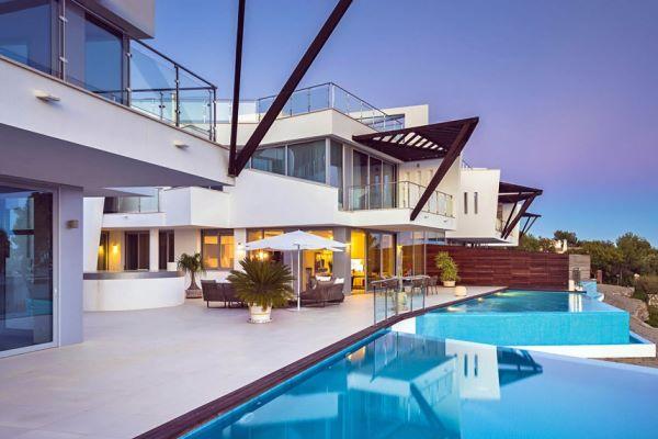 Шикарный недвижимость для жизни и отдыха в Испании