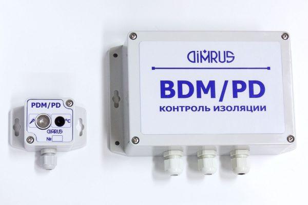 BDM-система мониторинга и диагностики дефектов