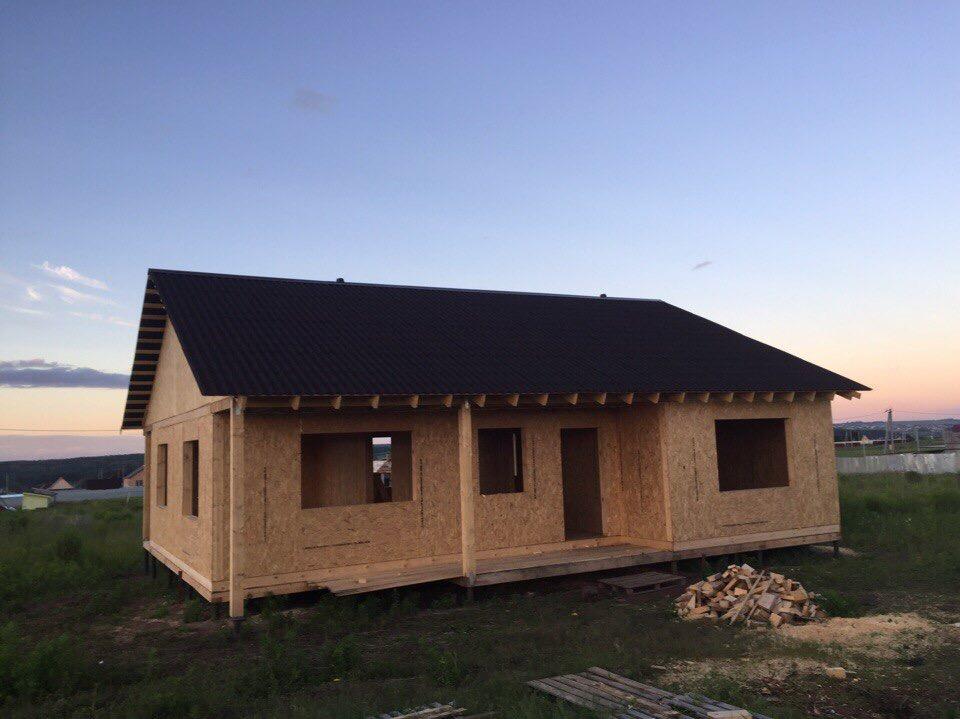 Строительство домов из СИП-панелей в Новокузнецке