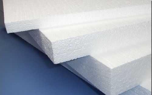 Пенопласт - строительный материал, отличный теплоизолятор
