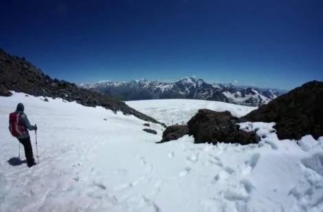 Флаг Приморья установят на вершине Эльбруса