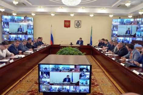 Сергей Фургал: Готовиться к паводку у Хабаровска будем из возможного максимума – 7 метров